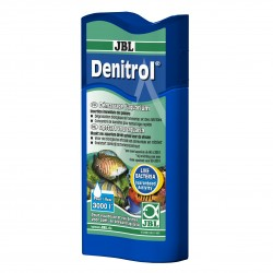 Denitrol demarrage aquarium...